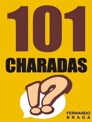cover image of 101 Charadas